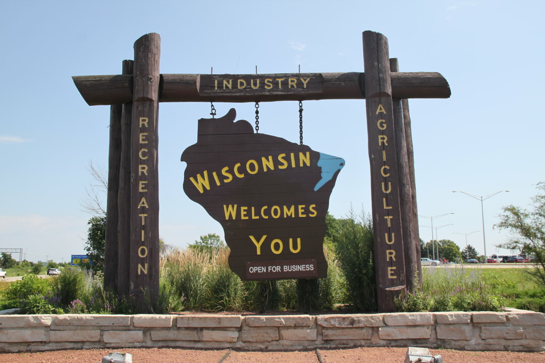 Wisconsin: Re-Opening Soon? (Photo: Gary Todd via Flickr)