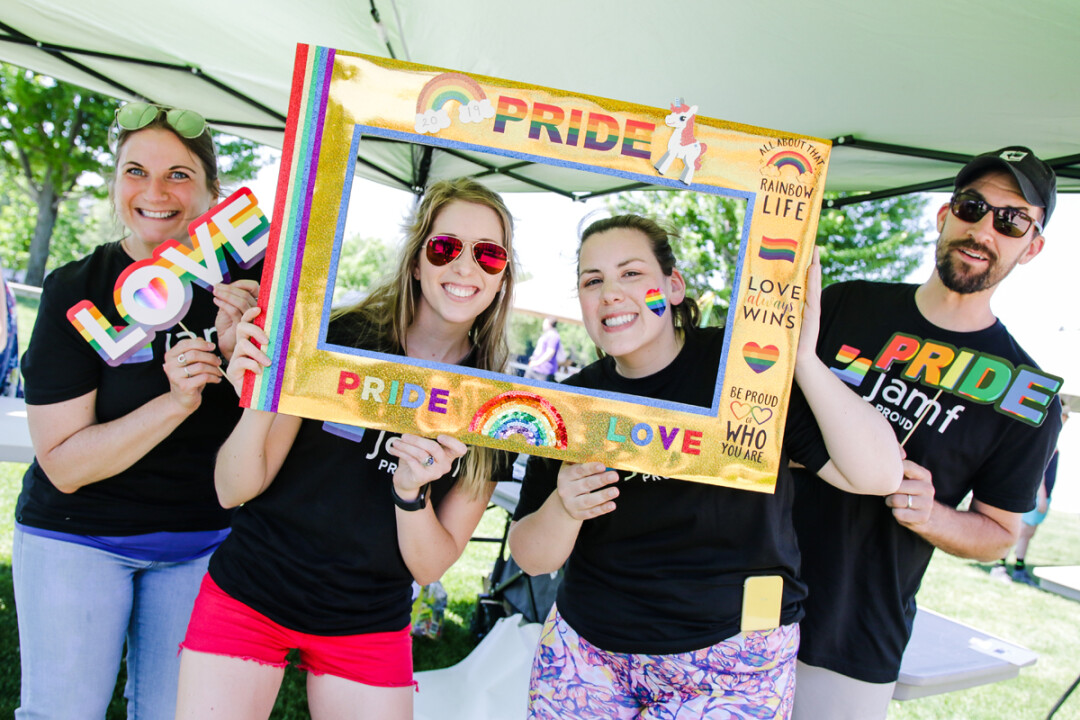 TAKE PRIDE. Although the Chippewa Valley couldn't celebrate Pride Month in person like in past years, the L.E. Phillips Memorial Public Library and the Chippewa Valley Writers Guild are putting together LGBTQIA+ reading lists to amplify LGBTQ voices.
