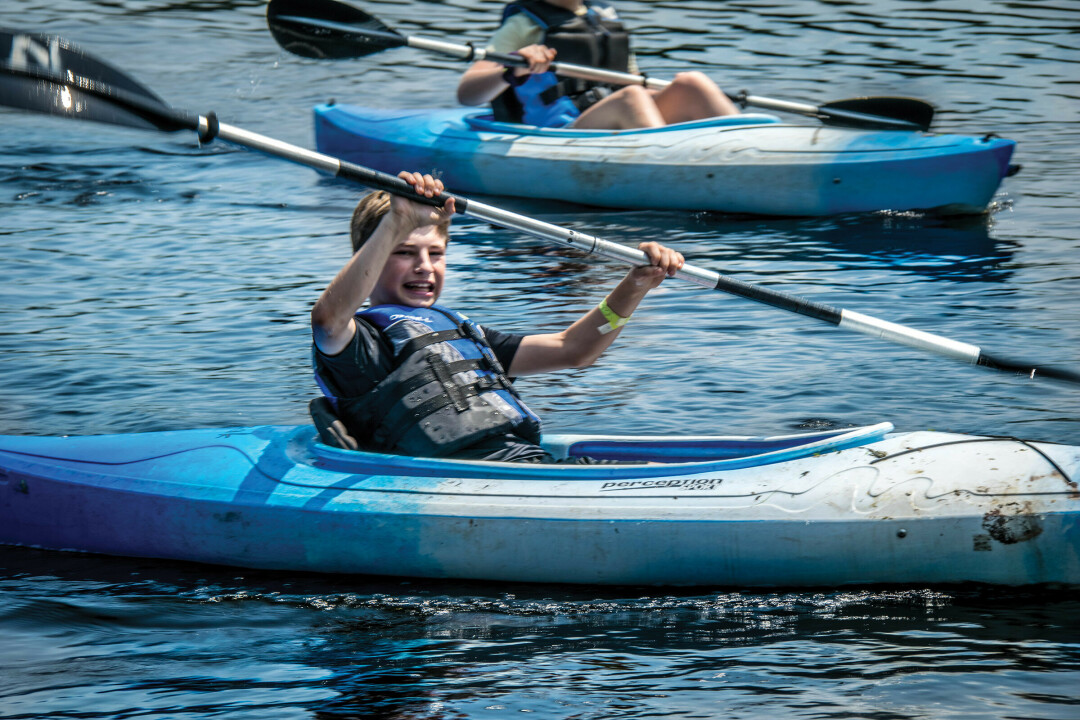 Up the creek without a paddle? Rent one from beaver creek! The nature reserve is offering rentals of a bunch of cool outdoor equipment including kayaks, GPS units for hiking or geocaching, and telescopes.