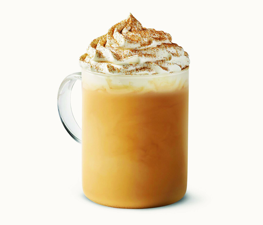 PUMPKIN SPICE. Delicious or divisive, there is no avoiding this autumnal staple.