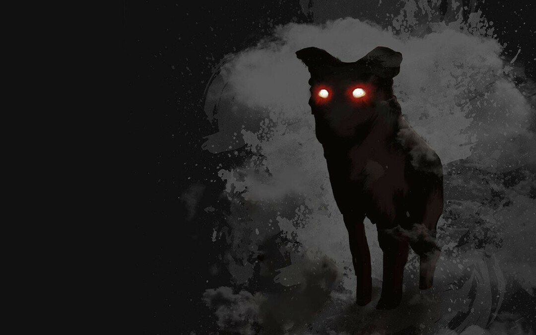 DO HELLHOUNDS ABOUND? Local paranormal investigator Chad Lewis explores local legends of hellhounds in the Chippewa Valley.