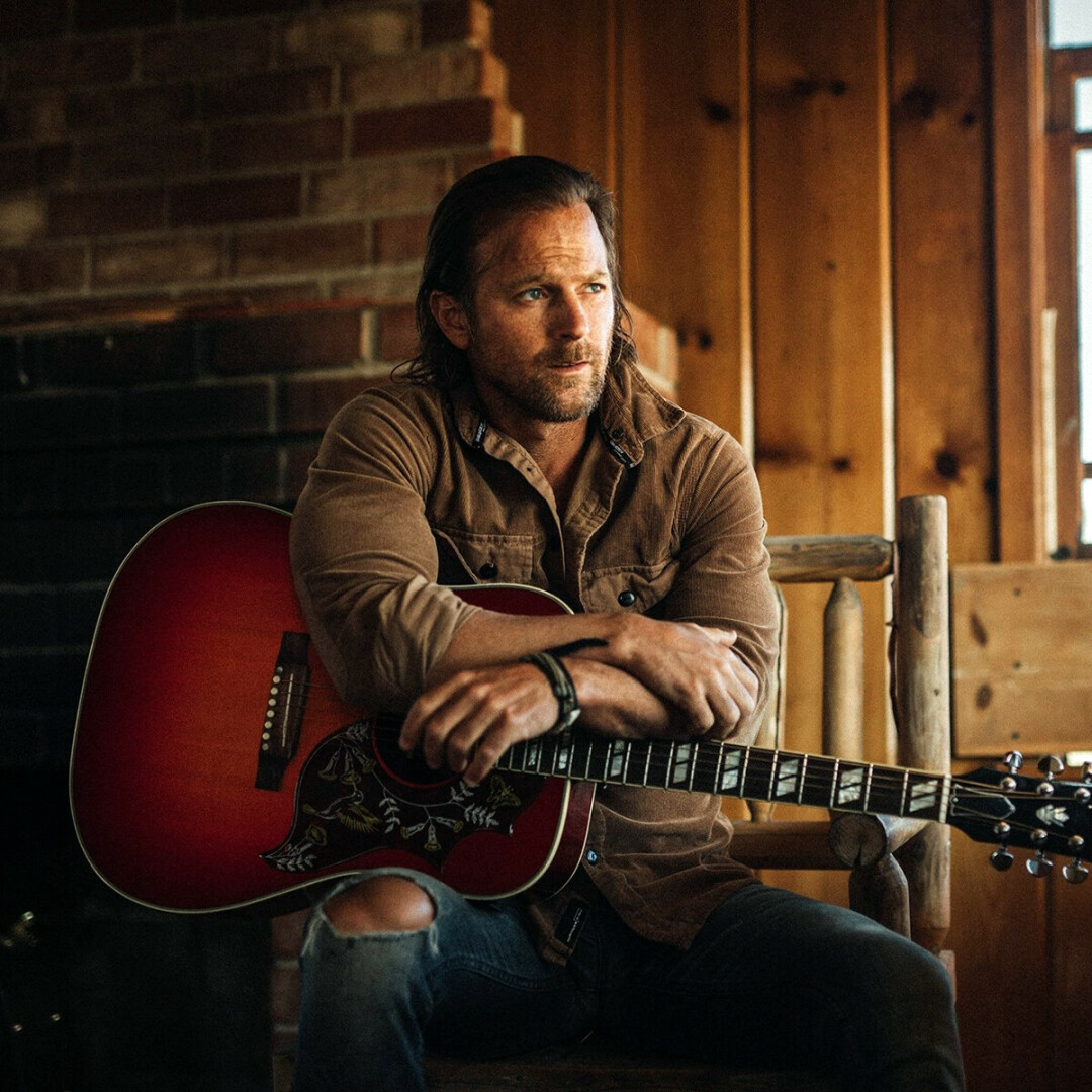 Country singer Kip Moore is part of the 2021 lineup at Ashley for the Arts. (Photo via Facebook)