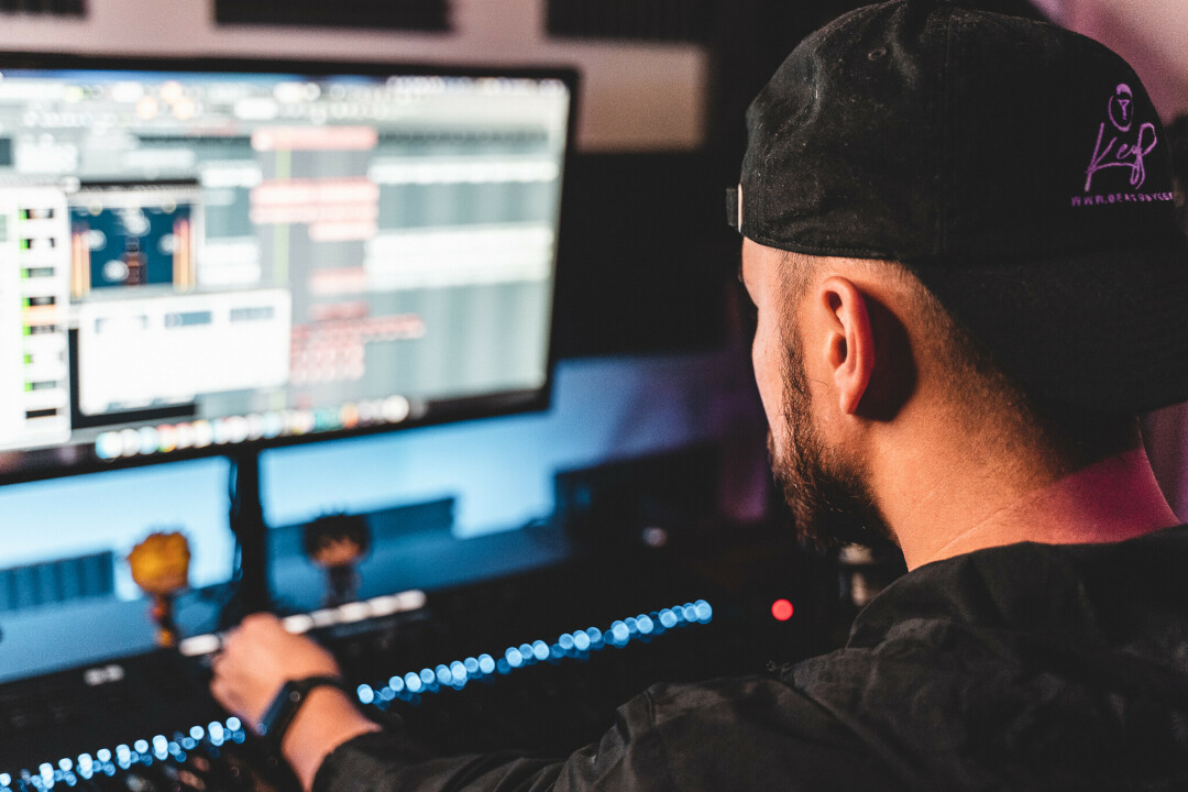 KEY WAV. Paul Hetke makes videos on how to navigate recording, producing, mixing, and mastering new music. This helps newer musicians become successful in an industry that can be pretty expensive. <em>(Submitted photos)</em>
