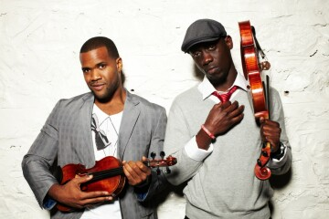 Artists Series: Black Violin