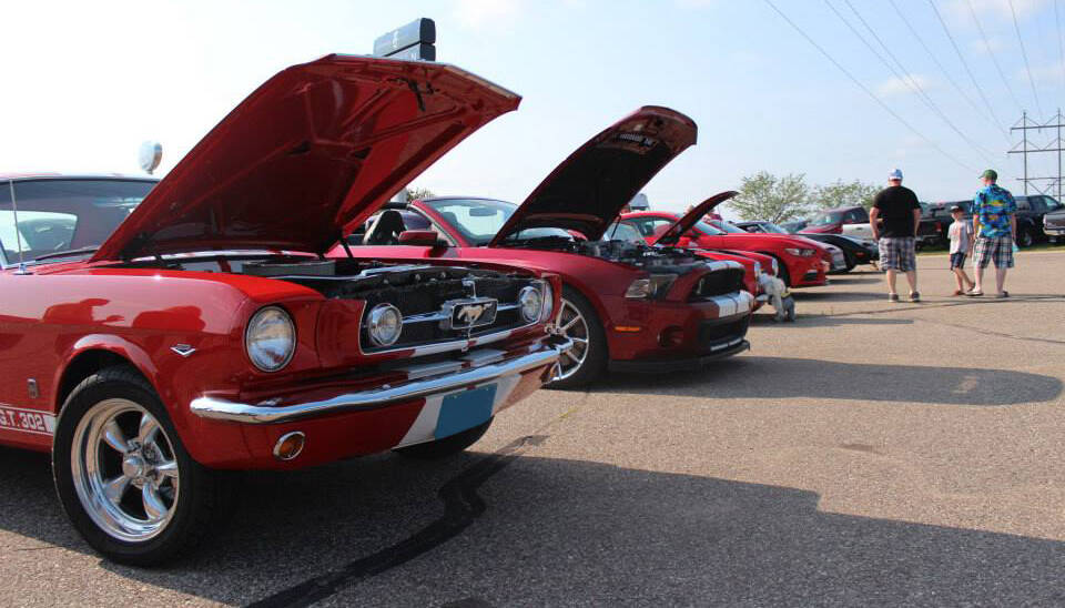 Car Show In Valley City Nd