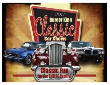 Burger King Classic Car Show - Burger King - West Side
