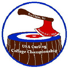 2018 USA College Curling Championships - Eau Claire Curling