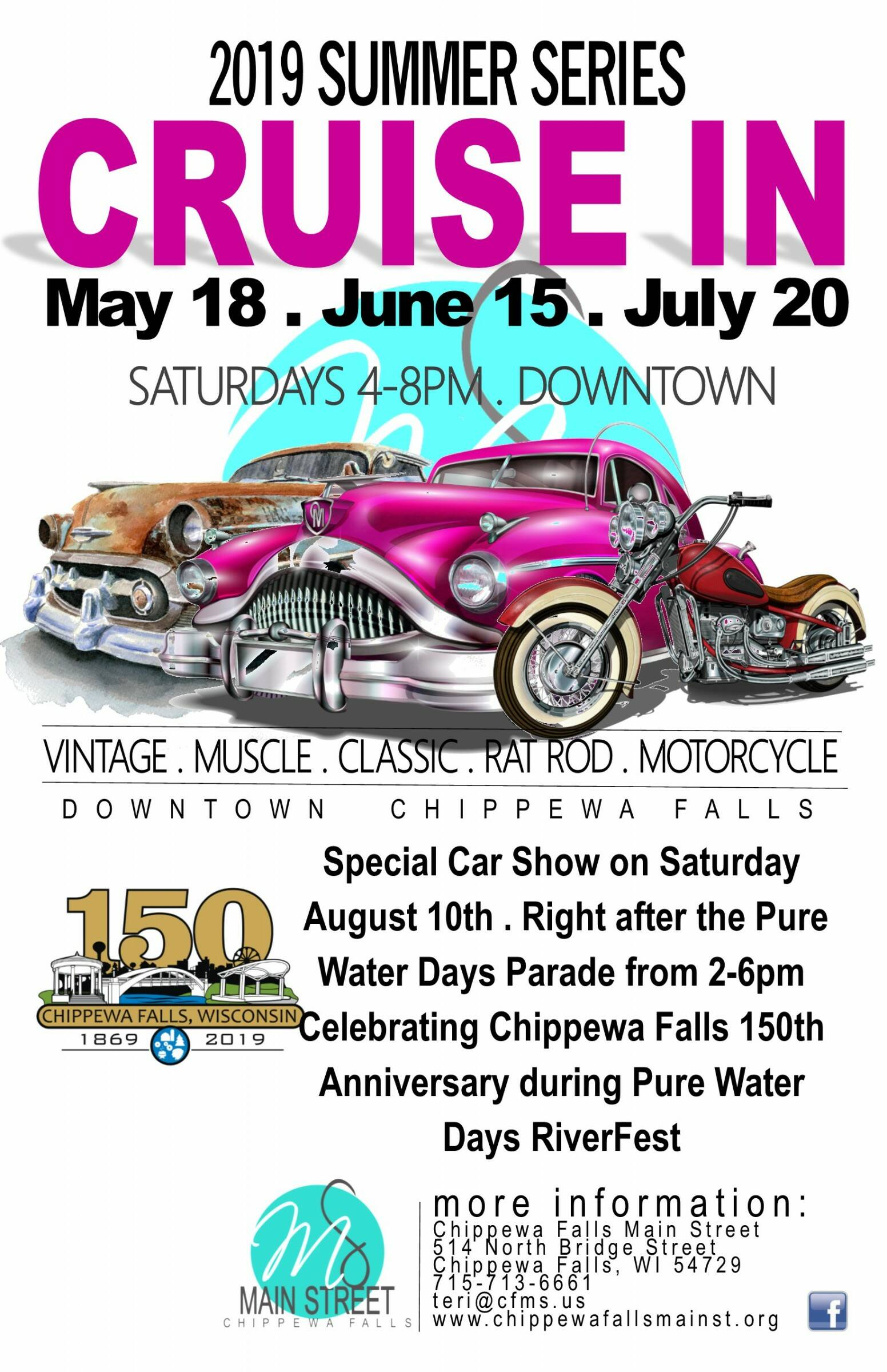 Cache valley cruise in 2019 giveaway car