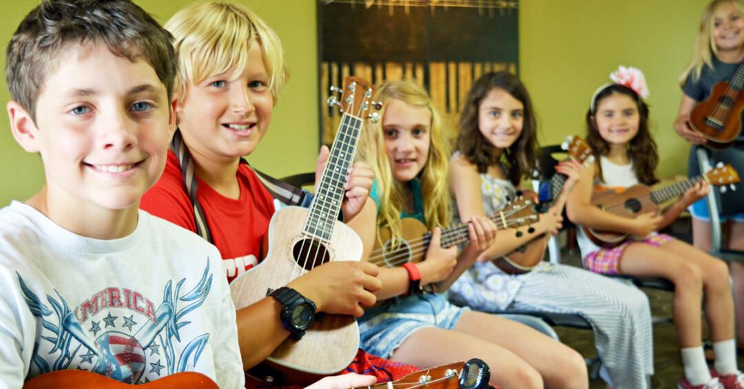 Image result for ukulele kids