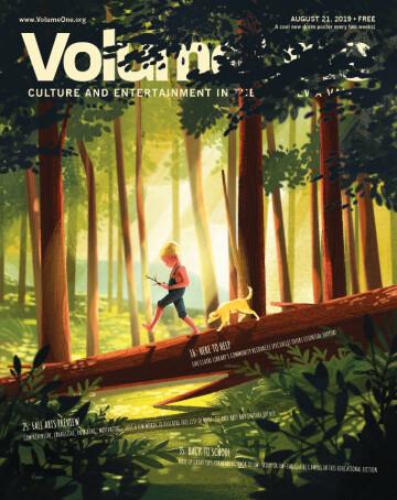 Volume One Magazine - Eau Claire Culture and Entertainment