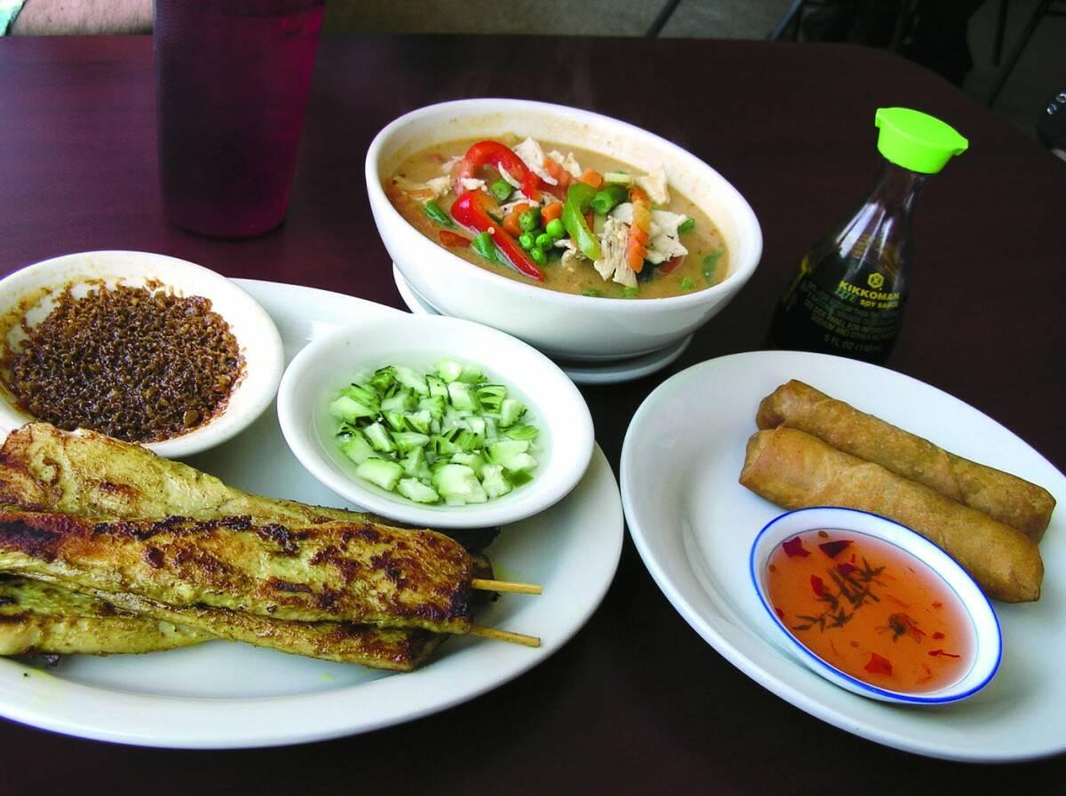 Best Thai Food Eau Claire