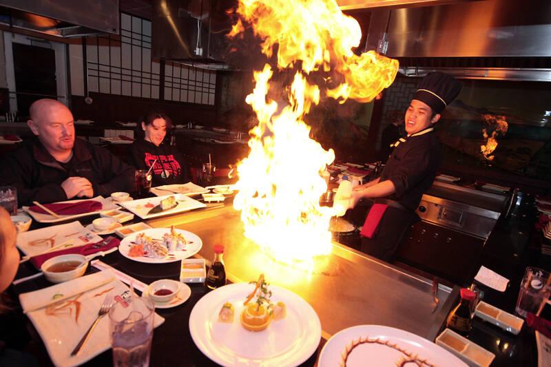 Fuji Sushi Amp Steak House Eau Claire Wi