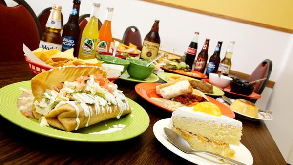 Mexican Food Eau Claire