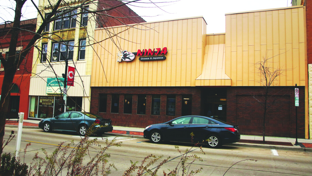 Ninja Japanese And Chinese Restaurant Eau Claire Wi