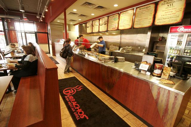 Burrachos Fresh Mexican Grill Prill Road Eau Claire Wi