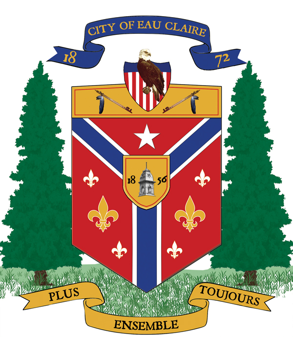A Coat Of Arms For Eau Claire City Council To Consider