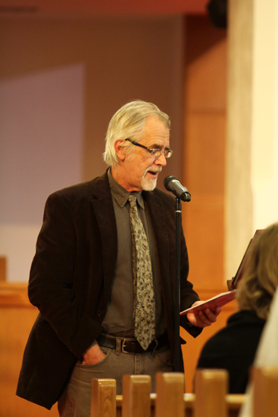 Garland performed with The Master Singers in Eau Claire on October 12 this year.