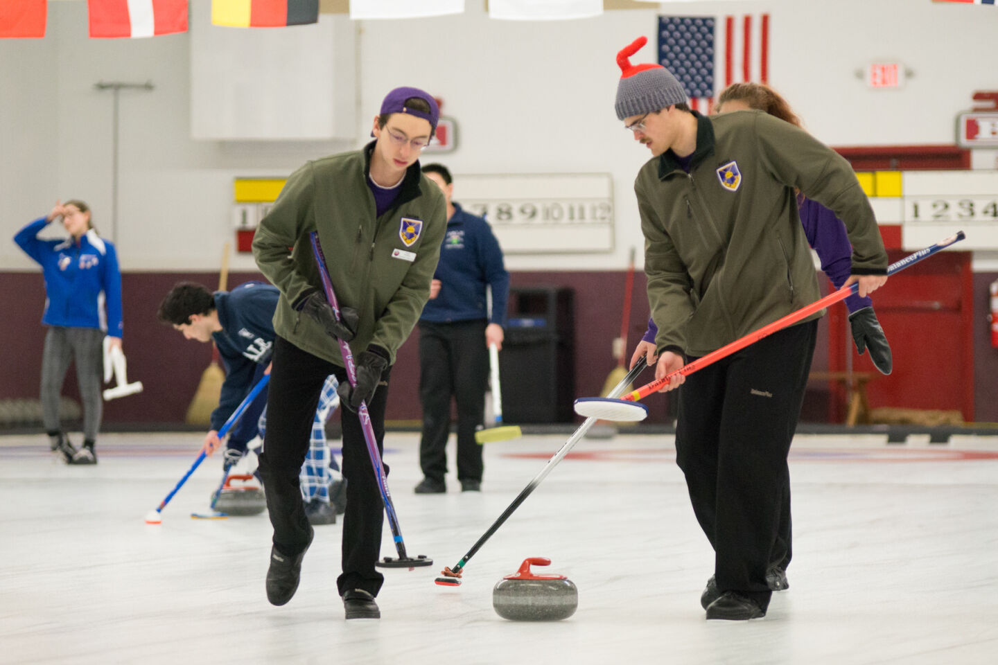 2018 USA College Curling Championships