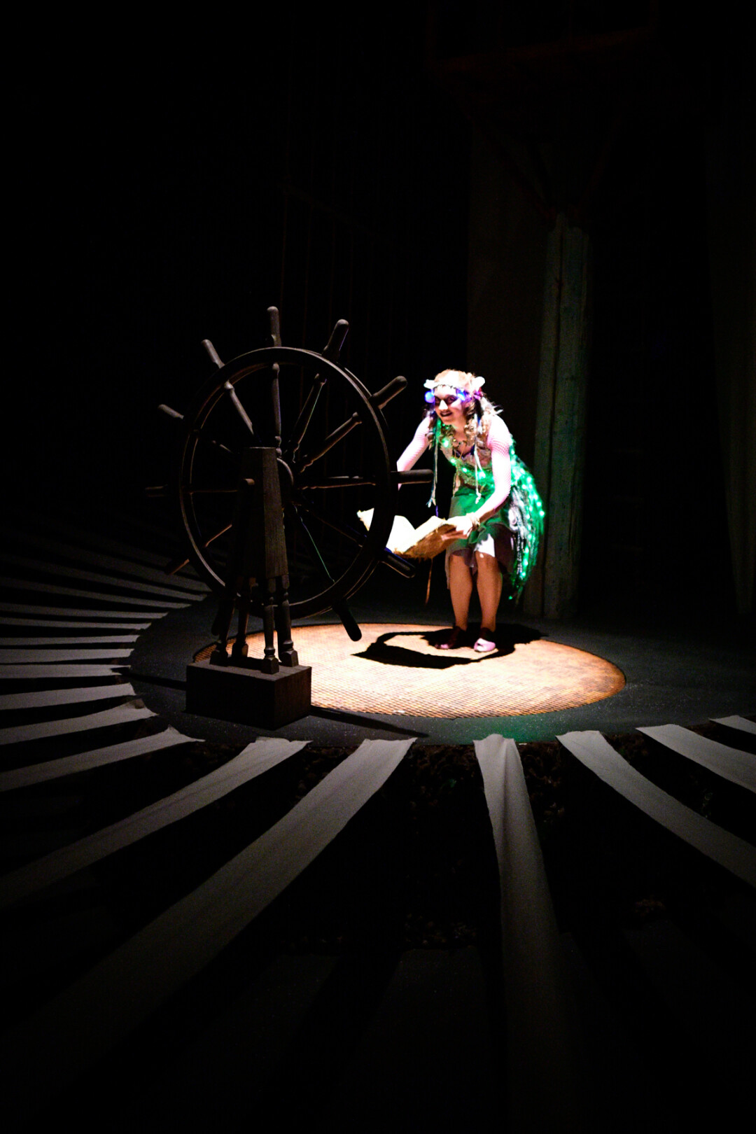 """UWEC Theater Presents """"The Tempest"""""""