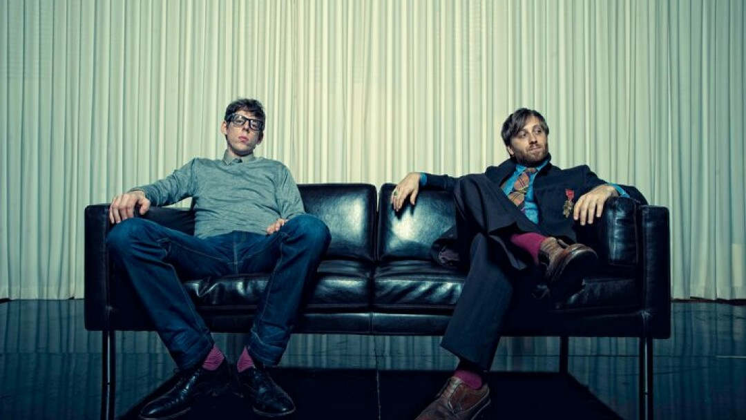 The Black Keys are playing at the Target Center in Minneapolis on May 15.