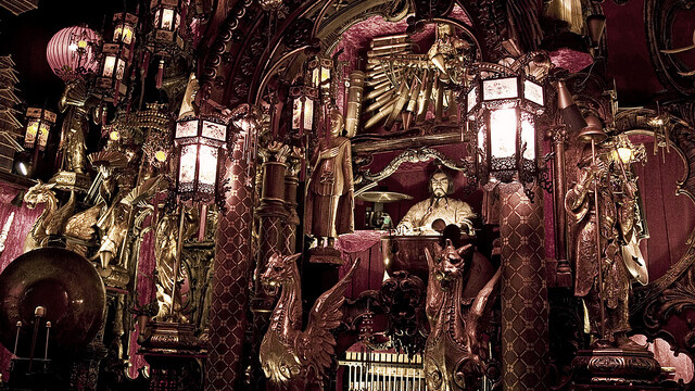 House on the Rock, Spring Green, Wis. – where you probably won't go Crazy.