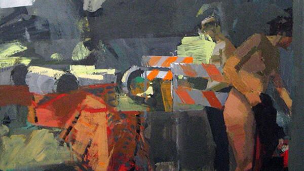 """""""River Study"""" by UW-Stout's Tim Tozer"""