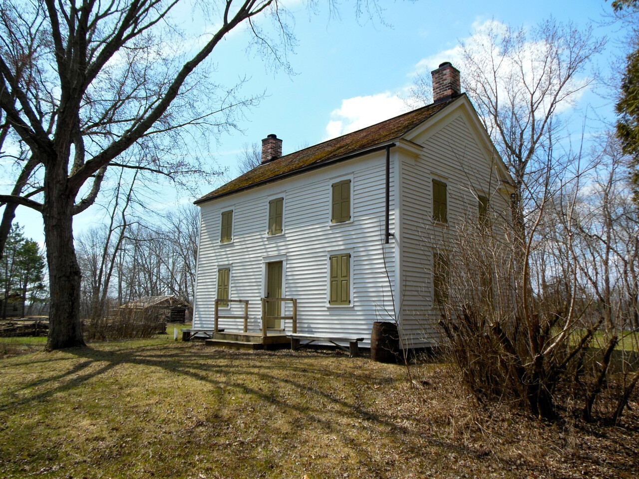 Just look at wisconsin 39 s oldest building for Classic house volume 1