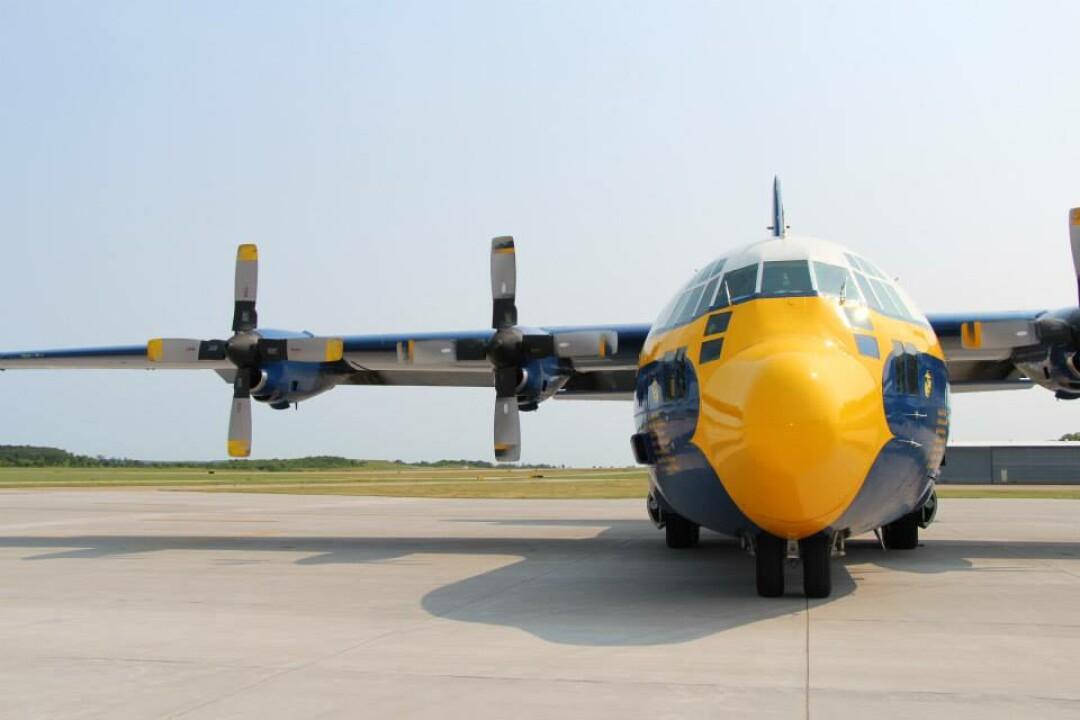 Photo: Chippewa Valley Air Show