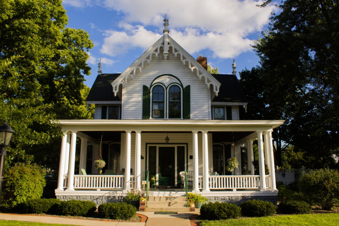 The 5 Oldest Houses in Eau Claire County