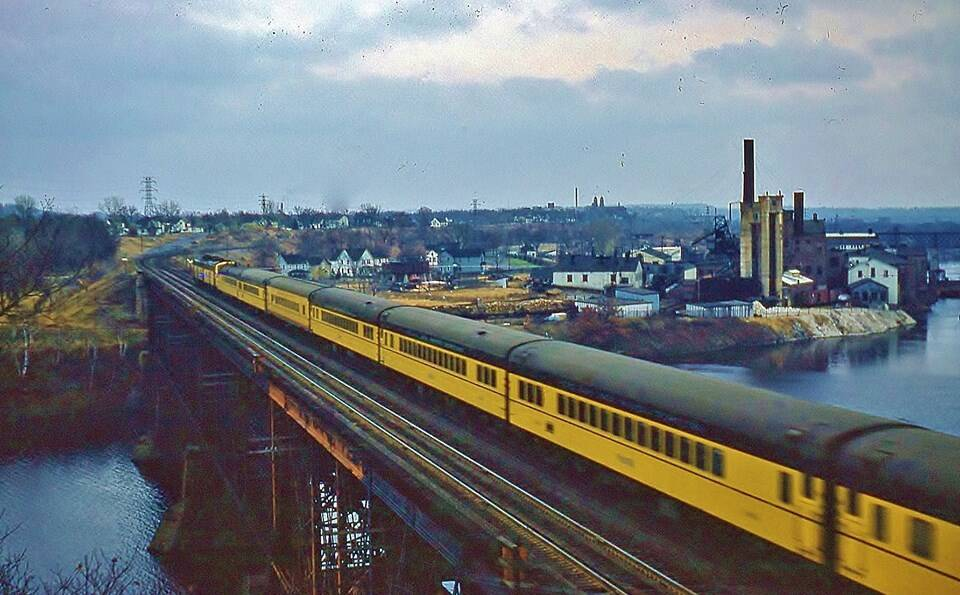 Passenger Rail Photos From Eau Claire In The Mid 1950s