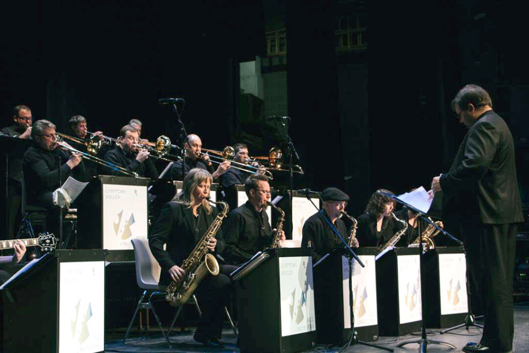 The Chippewa Valley Jazz Orchestra will also be on hand.