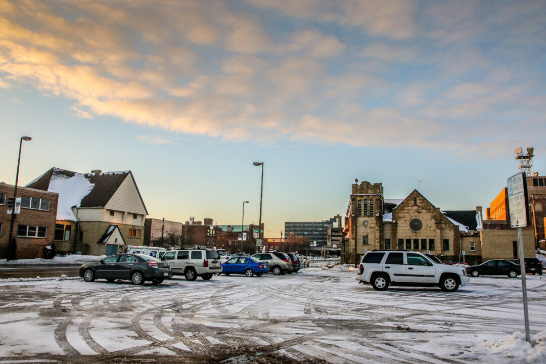 The Eau Claire City Council recently approved a resolution giving Oregon, Wisconsin-based Gorman and Co. the exclusive right to negotiate with the city to build a transit center on a city-owned parking lot on Farwell Street, next to the historic Schlegelmilch House.