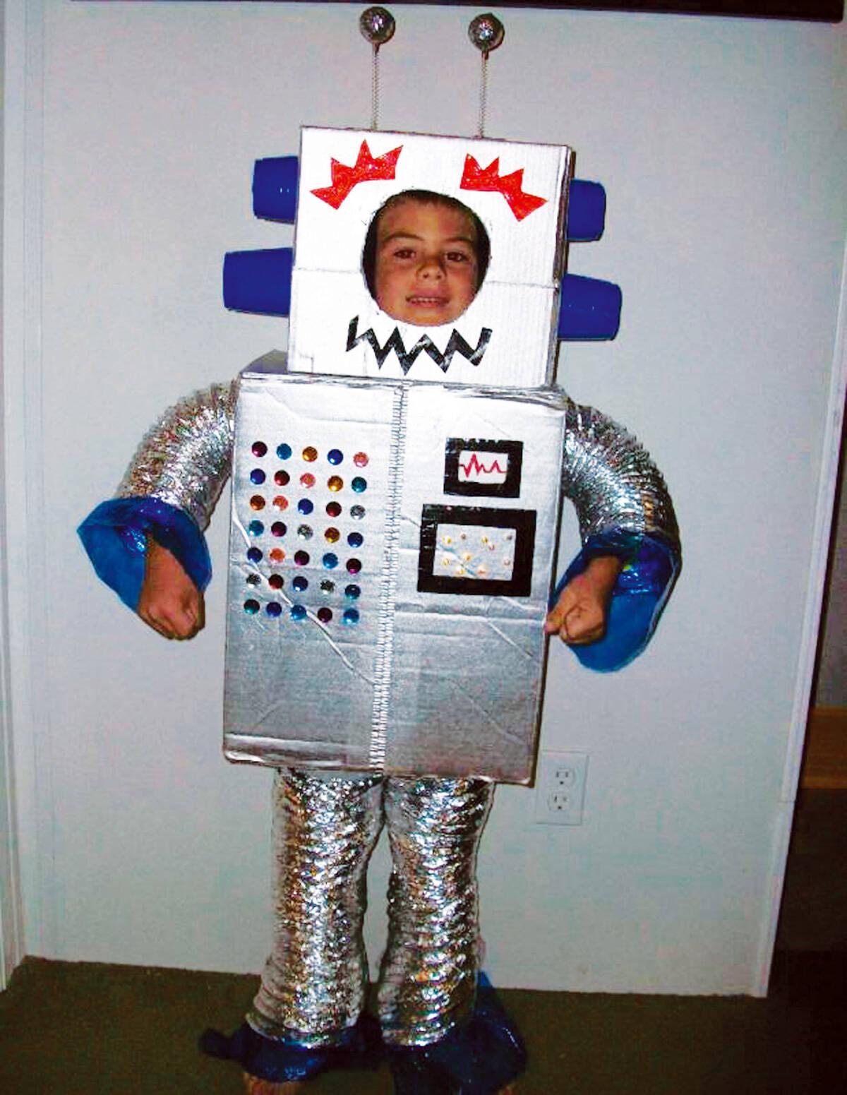 homemade halloween with diy costumes