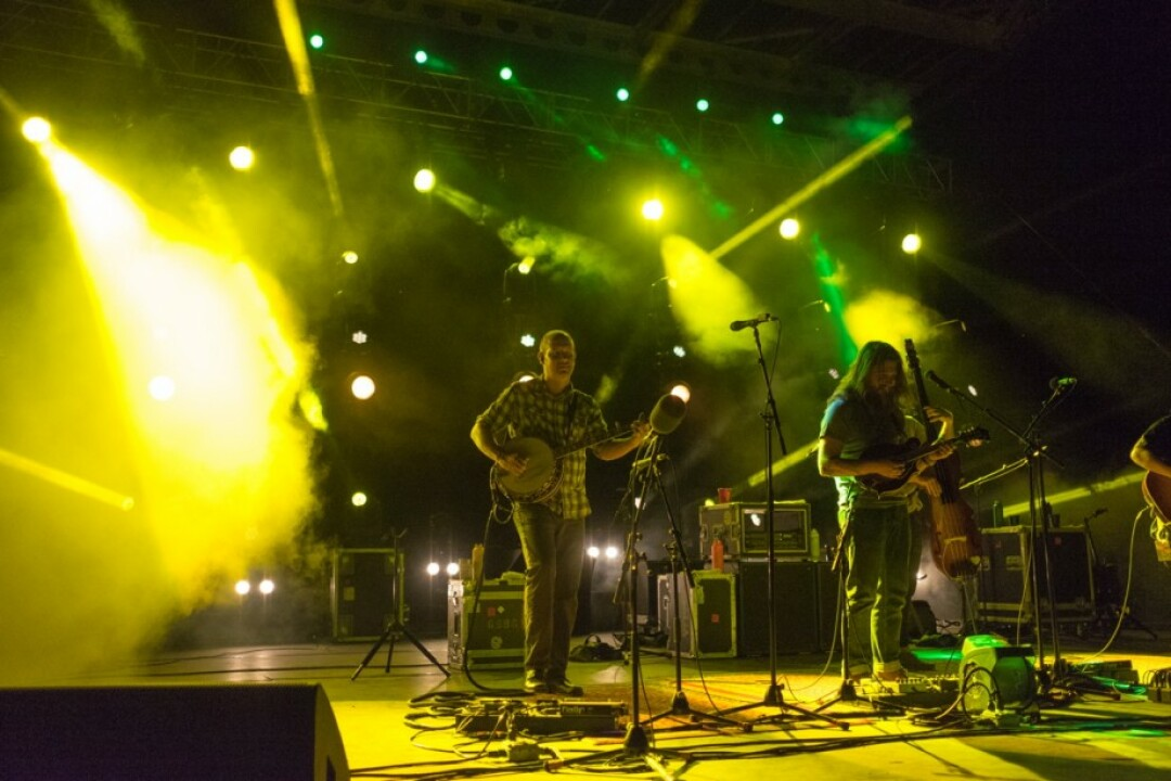 Greensky Bluegrass at Blue Ox 2017