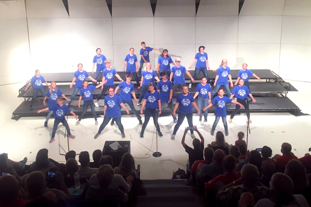 Chippewa Valley Show Choir Camp - Facebook Page