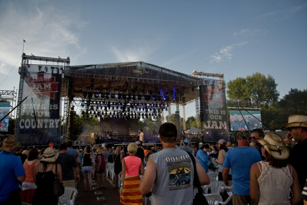 Country Jame 2017 (Image: Caitlyn Berlin)