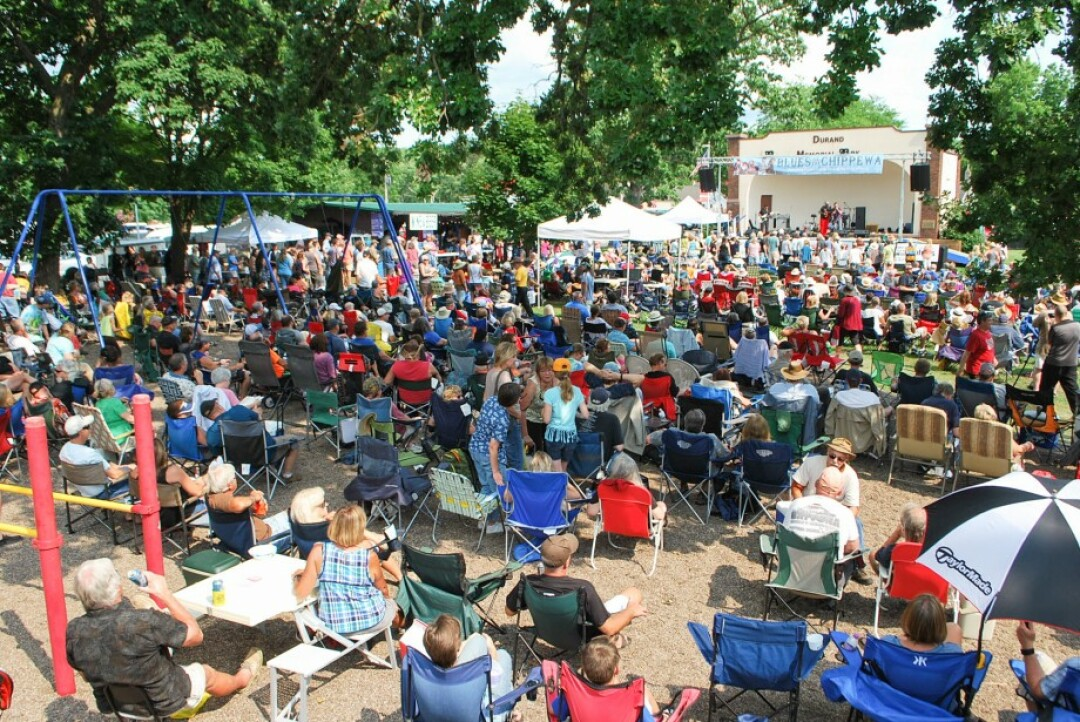 Blues on the Chippewa 2017 (Image: Marcie Pannell)