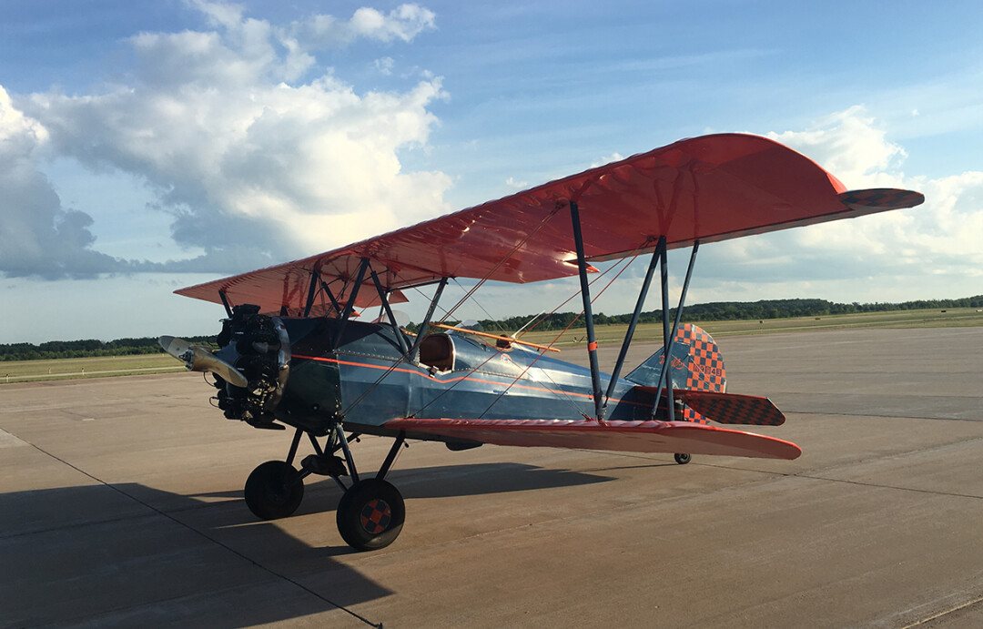 American Barnstormers Tour Lands in the Chippewa Valley
