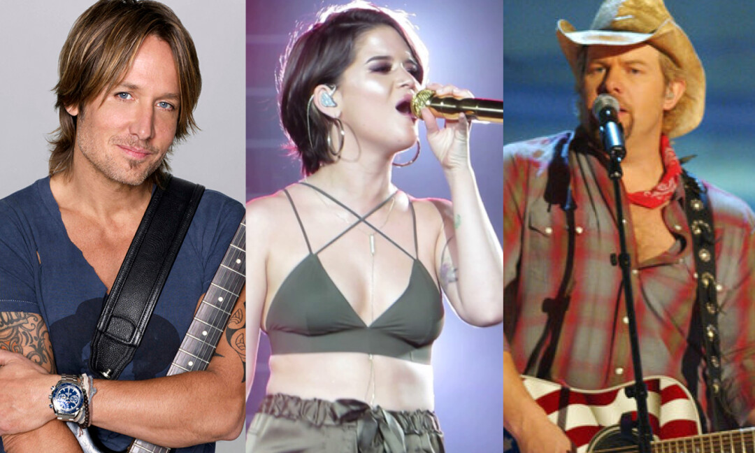 In 2019, Country Jam is bringing Keith Urban,Maren Morris, and Toby Keith.