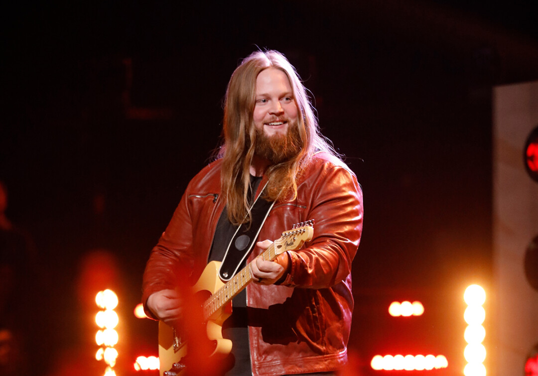 Barron native and finalist on The Voice, Chris Kroeze gained tremendous national exposure in 2018. In March, he'll return to the area for a show at the Pablo Center.
