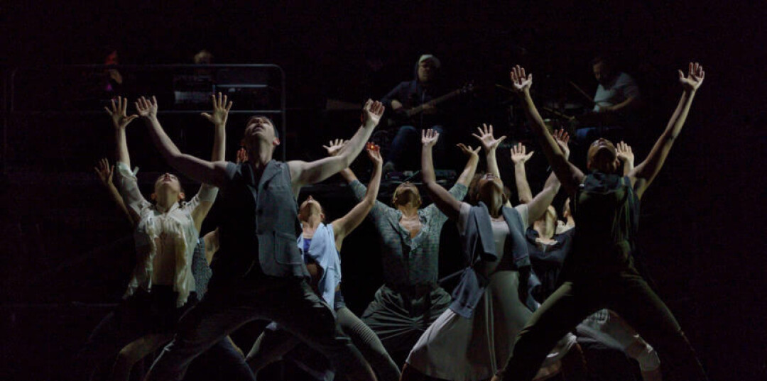 Come Through: TU Dance and Bon Iver comes to the RCU Theatre in November.