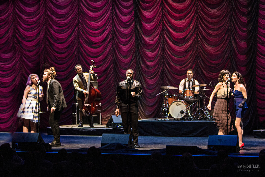 Postmodern Jukebox • October 2019