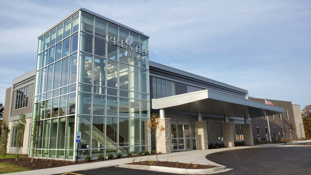 New Prevea Altoona Medical Building